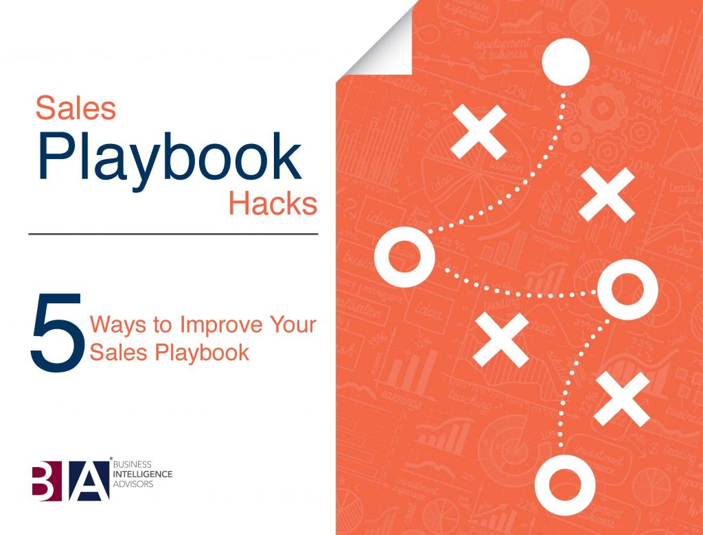 5 Ways to Improve Your Sales Playbook
